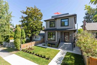 Photo 1: 5318 PRINCE EDWARD Street in Vancouver: Fraser VE House for sale (Vancouver East)  : MLS®# R2401138