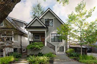 Photo 1: 3544 QUEBEC Street in Vancouver: Main House for sale (Vancouver East)  : MLS®# R2403477