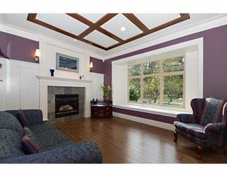 Photo 4: 5890 CROWN Street in Vancouver: Southlands House for sale (Vancouver West)  : MLS®# V633644