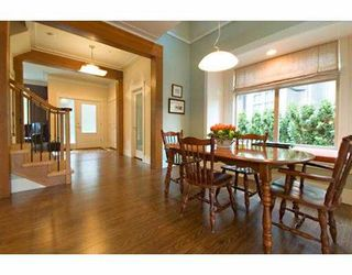 Photo 5: 5890 CROWN Street in Vancouver: Southlands House for sale (Vancouver West)  : MLS®# V633644