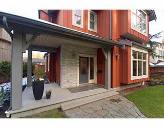 Photo 2: 5890 CROWN Street in Vancouver: Southlands House for sale (Vancouver West)  : MLS®# V633644