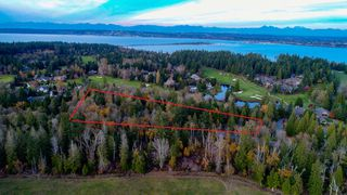 Photo 2: Multifamily lot on Semiahmoo Golf Course
