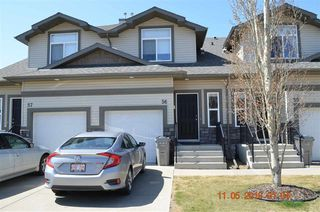 Photo 1: 56 9511 102 Avenue NW: Morinville Townhouse for sale : MLS®# E4164561