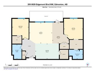 Photo 21: 205 5029 EDGEMONT Boulevard in Edmonton: Zone 57 Condo for sale : MLS®# E4183013