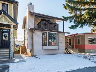 Photo 2: 133 27 Avenue NW in Calgary: Tuxedo Park Detached for sale : MLS®# C4286389