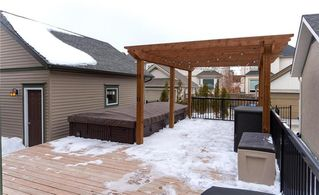 Photo 25: 45 Ranville Road in Winnipeg: Sage Creek Residential for sale (2K)  : MLS®# 202003765