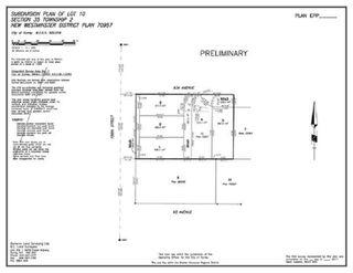 Main Photo: 9348 156 Street in Surrey: Fleetwood Tynehead Land for sale : MLS®# R2457251