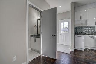Photo 18: 10357 149 Street in Edmonton: Zone 21 House Half Duplex for sale : MLS®# E4200015