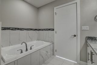 Photo 26: 10357 149 Street in Edmonton: Zone 21 House Half Duplex for sale : MLS®# E4200015