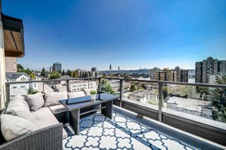 "Photo 18: 615 500 ROYAL Avenue in New Westminster: Downtown NW Condo for sale in ""DOMINION"" : MLS®# R2487348"