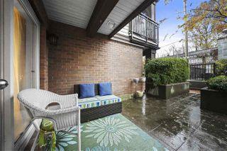 "Photo 21: 103 1533 E 8TH Avenue in Vancouver: Grandview Woodland Condo for sale in ""Credo"" (Vancouver East)  : MLS®# R2518276"