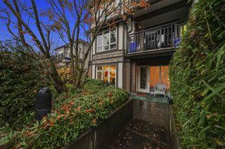 "Photo 22: 103 1533 E 8TH Avenue in Vancouver: Grandview Woodland Condo for sale in ""Credo"" (Vancouver East)  : MLS®# R2518276"