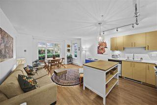 "Photo 1: 103 1533 E 8TH Avenue in Vancouver: Grandview Woodland Condo for sale in ""Credo"" (Vancouver East)  : MLS®# R2518276"