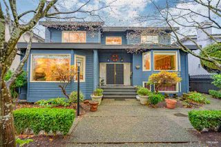 Main Photo: 3775 W 34TH Avenue in Vancouver: Dunbar House for sale (Vancouver West)  : MLS®# R2520332