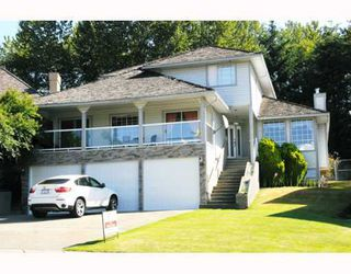 Photo 1: 1349 HONEYSUCKLE Lane in Coquitlam: Westwood Summit CQ House for sale : MLS®# V795894