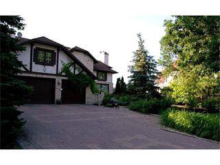 Photo 1: 19 Dunbar Crescent in WINNIPEG: River Heights / Tuxedo / Linden Woods Residential for sale (South Winnipeg)  : MLS®# 1004398