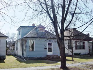 Main Photo: 388 Ottawa Avenue in WINNIPEG: East Kildonan Residential for sale (North East Winnipeg)  : MLS®# 1006334