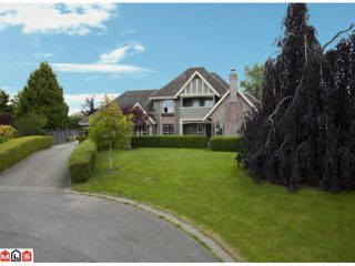 Photo 1: 8346 142A Street in Surrey: Bear Creek Green Timbers House for sale : MLS®# F1017708