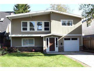 "Photo 1: 1616 DUNCAN Drive in Tsawwassen: Beach Grove House for sale in ""BEACH GROVE"" : MLS®# V854626"