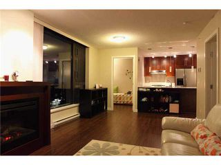 "Photo 5: 1407 7088 SALISBURY Avenue in Burnaby: Highgate Condo for sale in ""WEST @ HIGHGATE VILLAGE"" (Burnaby South)  : MLS®# V867057"