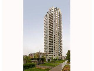 "Photo 1: 1407 7088 SALISBURY Avenue in Burnaby: Highgate Condo for sale in ""WEST @ HIGHGATE VILLAGE"" (Burnaby South)  : MLS®# V867057"