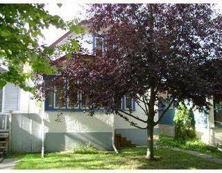Photo 1: 671 WALKER Avenue in WINNIPEG: Fort Rouge / Crescentwood / Riverview Single Family Detached for sale (South Winnipeg)  : MLS®# 2715805