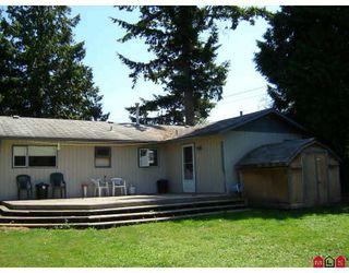 Photo 2: 1605 JACKSON Street in Abbotsford: Poplar House for sale : MLS®# F2916438
