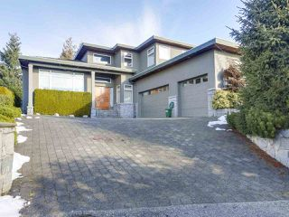 Main Photo: 5441 WEST VISTA COURT in West Vancouver: Upper Caulfeild House for sale : MLS®# R2341877