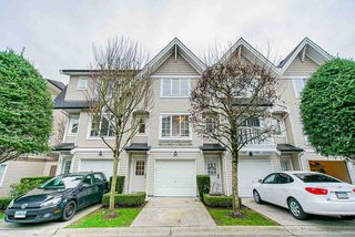 """Main Photo: 67 20540 66 Avenue in Langley: Willoughby Heights Townhouse for sale in """"Amberleigh"""" : MLS®# R2435066"""