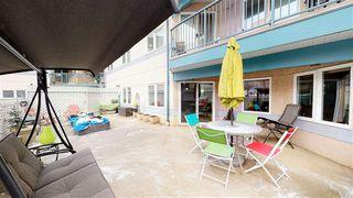 Photo 37: 115 10403 98 Avenue in Edmonton: Zone 12 Condo for sale : MLS®# E4192015