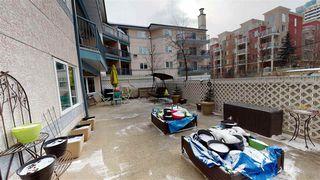 Photo 41: 115 10403 98 Avenue in Edmonton: Zone 12 Condo for sale : MLS®# E4192015