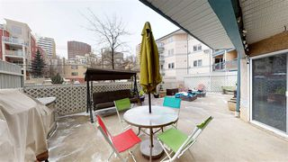 Photo 2: 115 10403 98 Avenue in Edmonton: Zone 12 Condo for sale : MLS®# E4192015