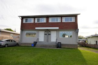 """Main Photo: 453 - 459 S PATTERSON Street in Prince George: Quinson House Duplex for sale in """"QUINSON"""" (PG City West (Zone 71))  : MLS®# R2459838"""