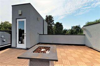 Photo 46: 10143 88 Street in Edmonton: Zone 13 House Half Duplex for sale : MLS®# E4202200