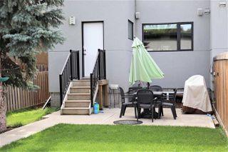 Photo 49: 10143 88 Street in Edmonton: Zone 13 House Half Duplex for sale : MLS®# E4202200