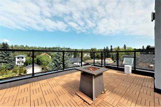 Photo 47: 10143 88 Street in Edmonton: Zone 13 House Half Duplex for sale : MLS®# E4202200