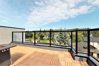 Photo 45: 10143 88 Street in Edmonton: Zone 13 House Half Duplex for sale : MLS®# E4202200