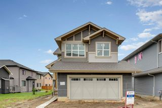 Photo 1: 481 Crystallina Nera Drive in Edmonton: Zone 28 House for sale : MLS®# E4202297