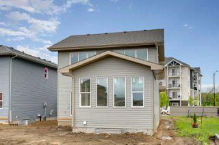 Photo 23: 481 Crystallina Nera Drive in Edmonton: Zone 28 House for sale : MLS®# E4202297