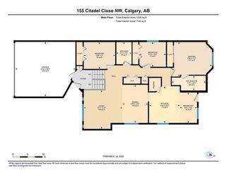 Photo 31: 155 CITADEL Close NW in Calgary: Citadel Detached for sale : MLS®# C4305601