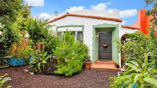 Main Photo: CITY HEIGHTS House for sale : 2 bedrooms : 4341 48th Street in San Diego