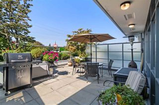 "Photo 3: 261 2080 W BROADWAY Avenue in Vancouver: Kitsilano Condo for sale in ""Pinnacle Living on Broadway"" (Vancouver West)  : MLS®# R2496208"