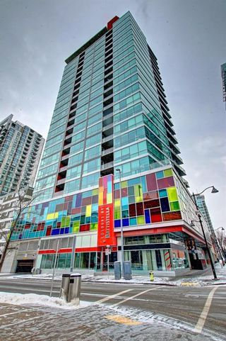 Photo 1: 611 135 13 Avenue SW in Calgary: Beltline Apartment for sale : MLS®# A1034453