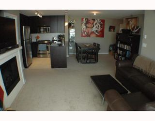 "Photo 4: 708 39 6TH Street in New Westminster: Downtown NW Condo for sale in ""QUANTUM"" : MLS®# V785801"