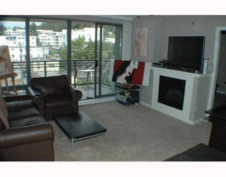 "Photo 5: 708 39 6TH Street in New Westminster: Downtown NW Condo for sale in ""QUANTUM"" : MLS®# V785801"