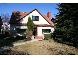 Photo 2: 310 SCARBORO Avenue SW in CALGARY: Scarboro Residential Detached Single Family for sale (Calgary)  : MLS®# C3424325