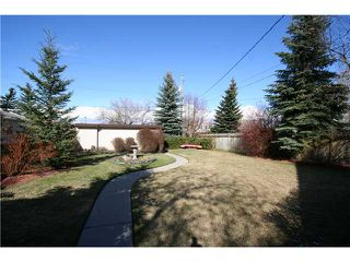 Photo 14: 310 SCARBORO Avenue SW in CALGARY: Scarboro Residential Detached Single Family for sale (Calgary)  : MLS®# C3424325