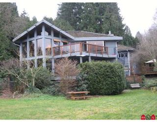 Photo 1: 12535 CRESCENT RD in White Rock: House for sale : MLS®# F2801641