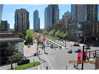"Photo 3: 501 189 DAVIE Street in Vancouver: VVWYA Condo for sale in ""AQUARIUS III"" (Vancouver West)  : MLS®# V867604"