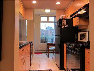 "Photo 5: 501 189 DAVIE Street in Vancouver: VVWYA Condo for sale in ""AQUARIUS III"" (Vancouver West)  : MLS®# V867604"